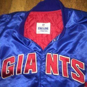 New York Giants Starter Jackets